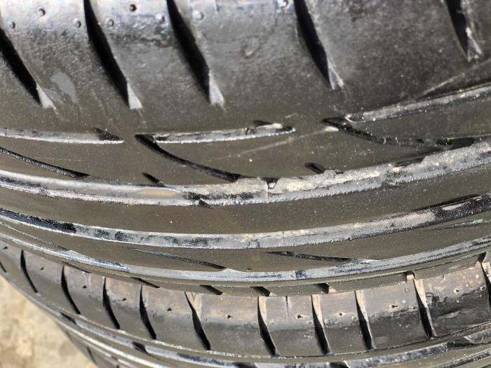 set 2 anvelope 225/45 R17 sh vara Bridgestone 6.5mm cu garantie [2]
