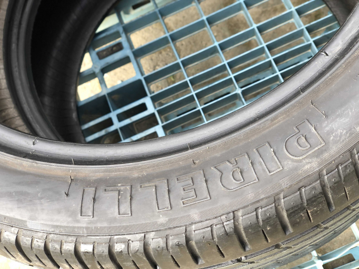 set 2 anvelope 225/45 R17 sh vara Pirelli 5.5mm cu garantie [3]