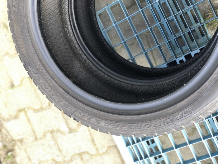 set 2 anvelope 225/45 R17 sh vara Dunlop 6mm cu garantie [4]