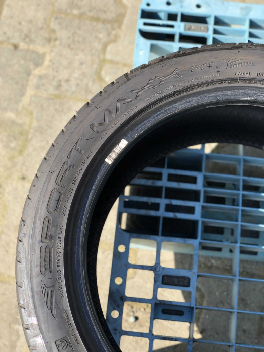 set 4 anvelope 225/45 R17 sh vara Dunlop 5.5mm cu garantie [4]