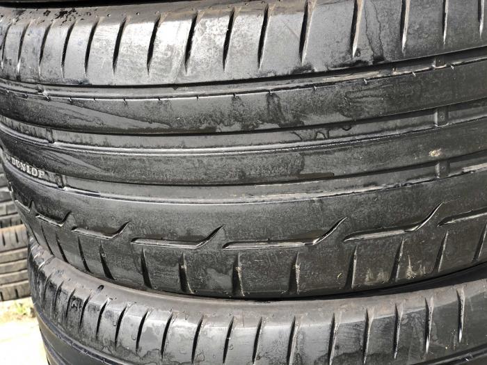 set 4 anvelope 225/45 R17 91Y sh vara Dunlop 5.5mm cu garantie [1]