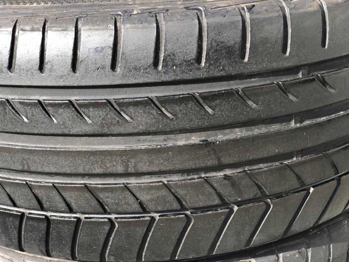 set 2 anvelope 225/45 R17 sh vara Dunlop 5.5mm cu garantie [1]