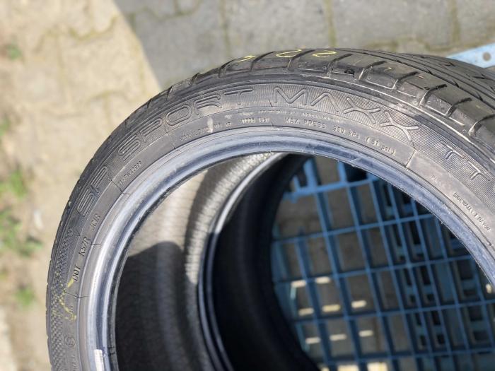 set 2 anvelope 225/45 R17 sh vara Dunlop 5.5mm cu garantie [4]