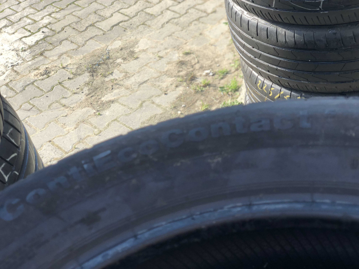 set 4 anvelope 215/60 R17 96H sh vara Continental 6.5mm cu garantie [4]