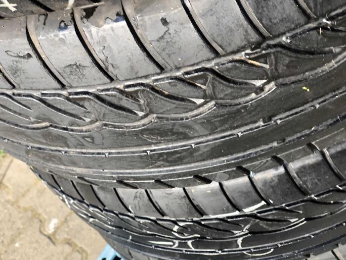 set 4 anvelope 235/55 R17 sh vara Dunlop 5.5mm cu garantie [2]