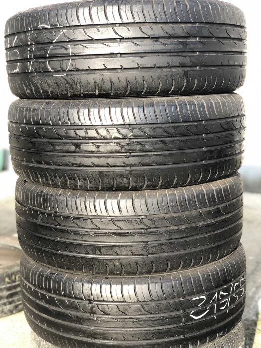 set 4 anvelope 215/55 R17 sh vara Continental 6mm cu garantie [0]