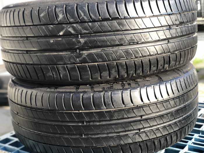 set 2 anvelope 205/55 R17 Runflat sh vara Michelin 7mm cu garantie [0]