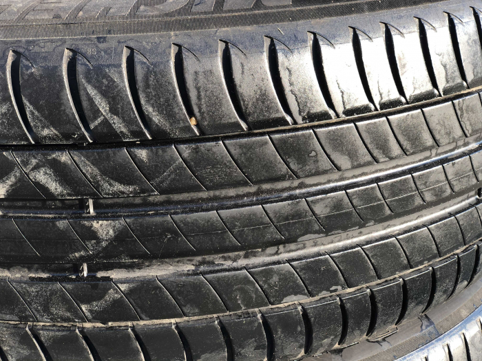 set 2 anvelope 205/55 R17 Runflat sh vara Michelin 7mm cu garantie [1]