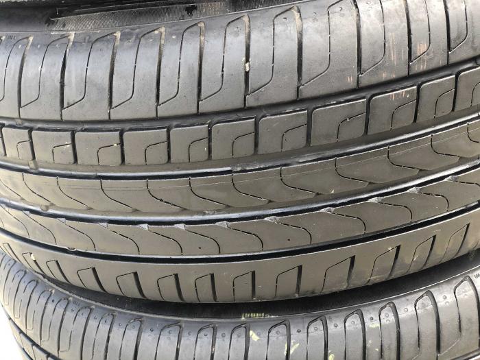 set 4 anvelope 215/55 R17 sh vara Pirelli 6.5mm cu garantie [1]