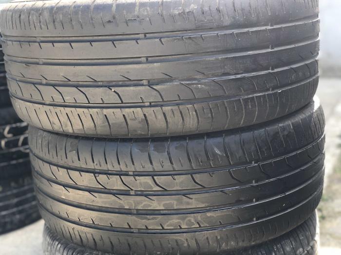 set 2 anvelope 225/50 R17 sh vara Continental 5.5mm cu garantie [0]