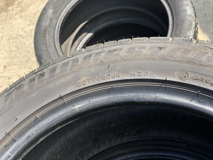 set 2 anvelope 225/50 R17 94V sh vara Bridgestone 5mm cu garantie [5]