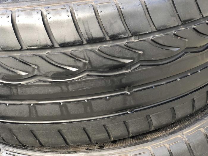 set 2 anvelope 205/45 r17 Runflat sh vara Dunlop 5.5mm cu garantie [1]