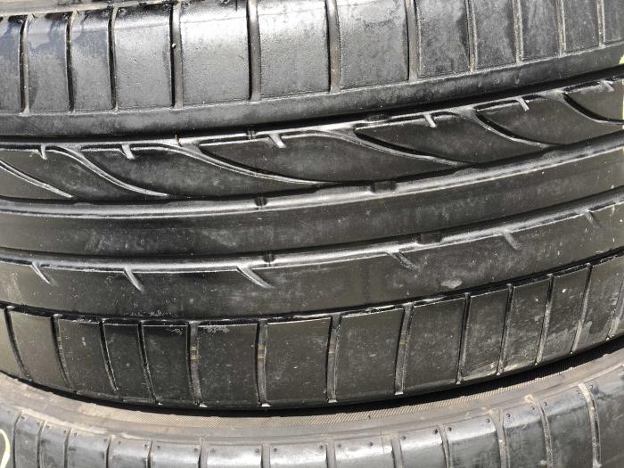 set 4 anvelope 205/45 R17 sh vara Bridgestone 4.5mm cu garantie [1]