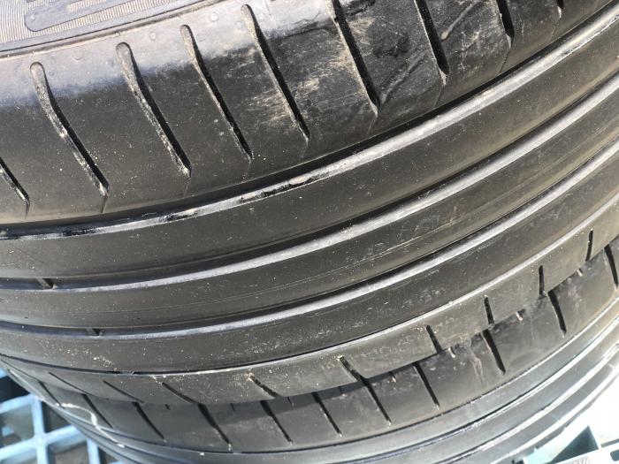 set 2 anvelope 315/30 R21 sh vara Pirelli 5mm cu garantie [2]