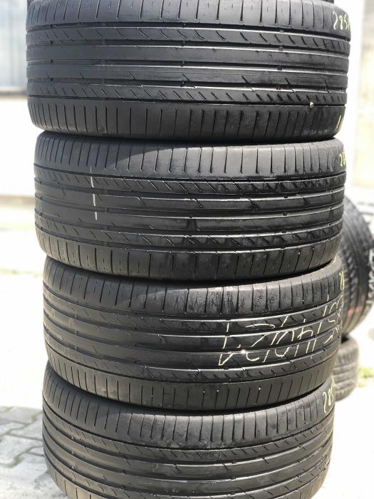 set 4 anvelope 285/40 R21 SUV sh vara Continental 4.5mm cu garantie [0]