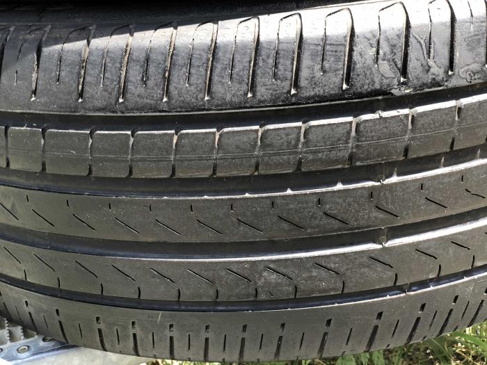 set 2 anvelope 255/45 R20 sh vara Pirelli 6mm cu garantie [1]