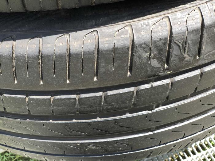 set 2 anvelope 255/45 R20 sh vara Pirelli 6mm cu garantie [2]
