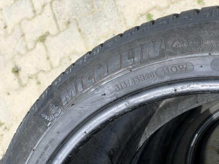 set 2 anvelope 315/35 R20 sh vara Michelin 4.5mm cu garantie [4]