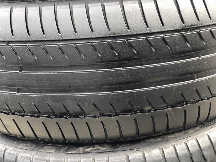 set 4 anvelope 225/55 R16 sh vara Michelin 5mm cu garantie [1]