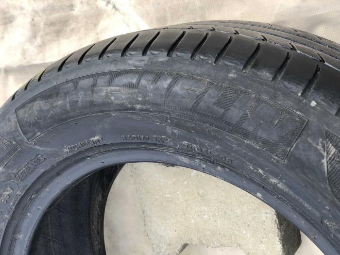set 4 anvelope 225/55 R16 sh vara Michelin 5mm cu garantie [3]