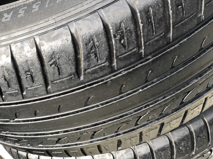 set 2 anvelope 215/55 R16 sh vara Dunlop 6.5mm cu garantie [2]