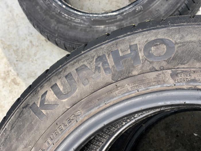 set 2 anvelope 215/55 R16 sh vara Kumho 4.5mm cu garantie [3]