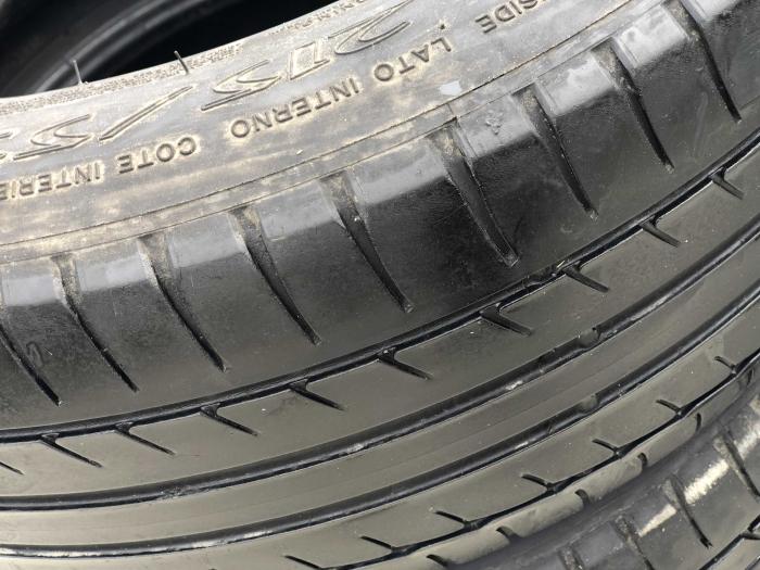 set 2 anvelope 215/55 R16 sh vara Michelin 4mm cu garantie [2]
