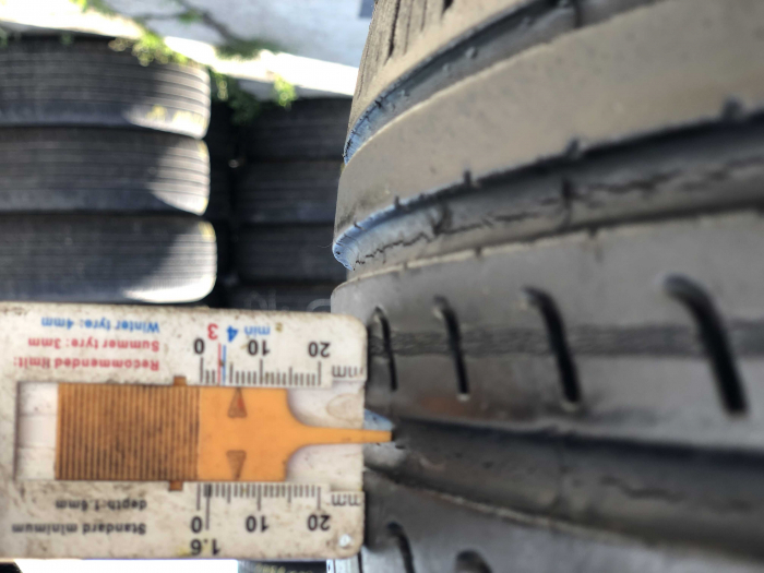 set 2 anvelope 205/55 R16 sh vara Pirelli 5.5mm cu garantie [6]