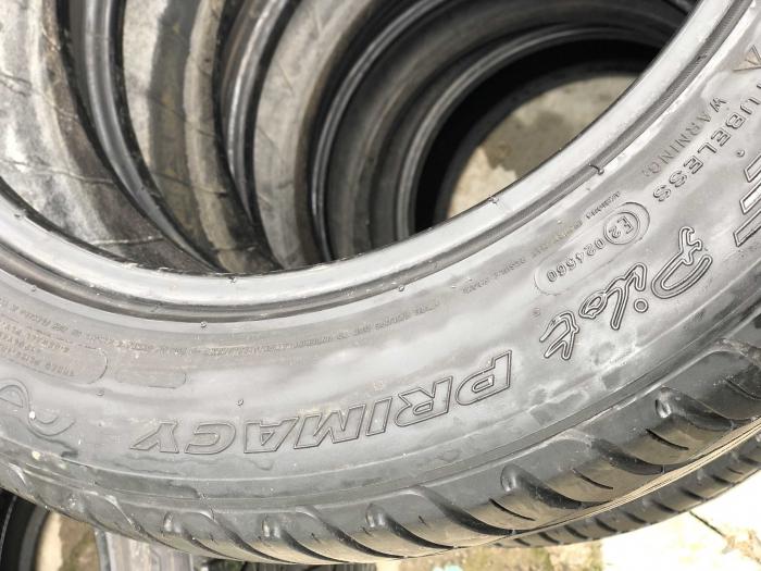 set 4 anvelope 205/55 R16 sh vara Michelin 5-7mm cu garantie [4]