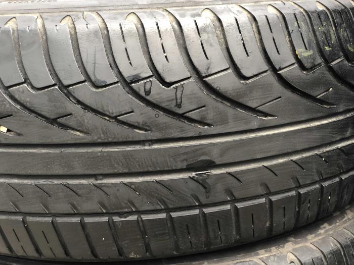 set 2 anvelope 205/55 R16 91V sh vara Michelin 5.5mm cu garantie [1]