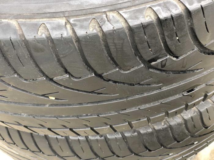 set 2 anvelope 205/55 R16 91V sh vara Michelin 5.5mm cu garantie [2]