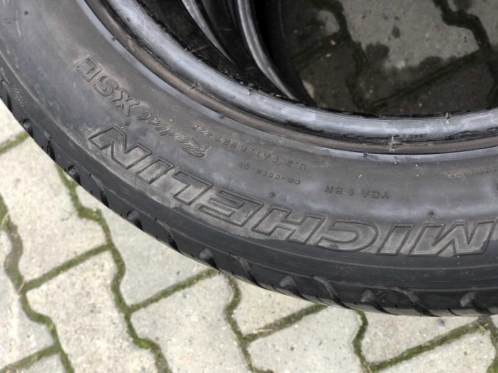 set 2 anvelope 205/55 R16 91V sh vara Michelin 5.5mm cu garantie [4]