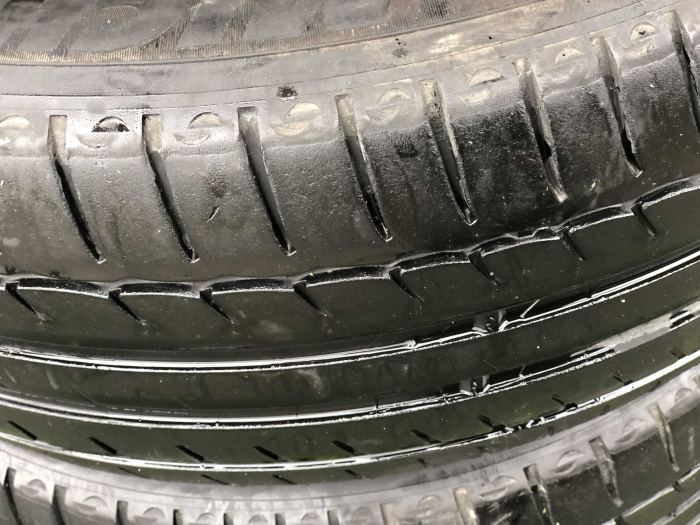 set 2 anvelope 205/55 R16 sh vara Michelin 4.5mm cu garantie [2]