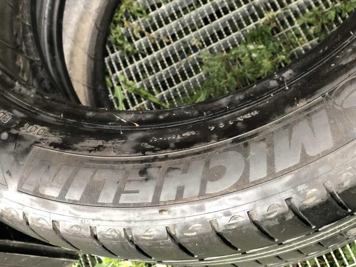 set 2 anvelope 205/55 R16 sh vara Michelin 4.5mm cu garantie [3]