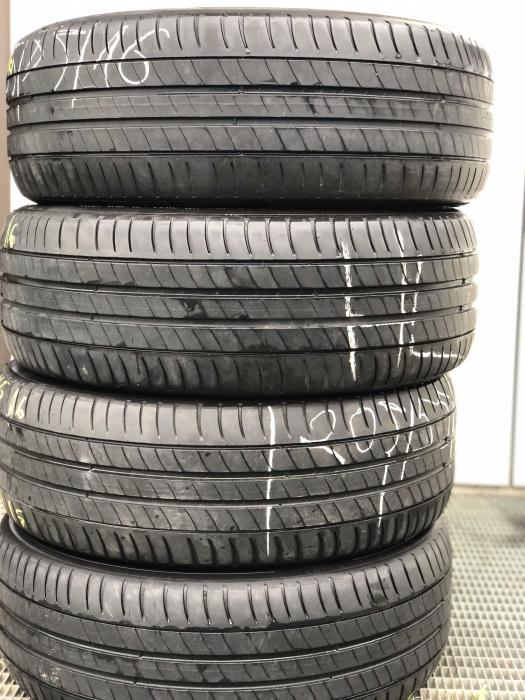 set 4 anvelope 205/55 R16 91V sh vara Michelin 5mm cu garantie [0]