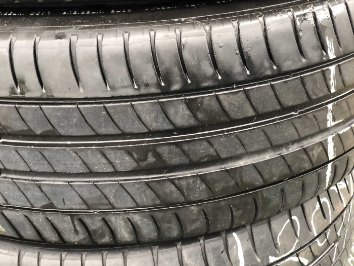 set 4 anvelope 205/55 R16 91V sh vara Michelin 5mm cu garantie [1]