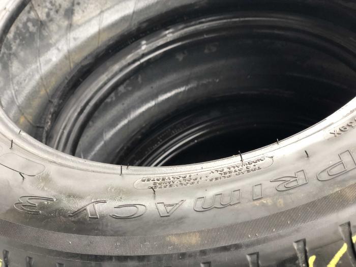 set 2 anvelope 205/55 R16 91W sh vara Michelin 5.5mm cu garantie [3]