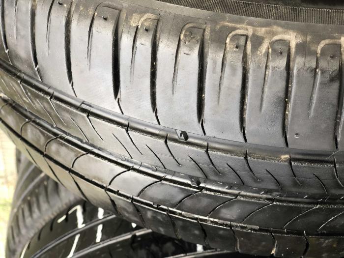 set 4 anvelope 205/55 R16 91V sh vara Michelin 5-6mm cu garantie [2]