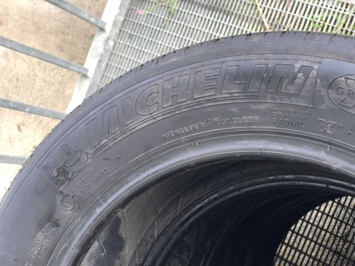 set 4 anvelope 205/55 R16 91V sh vara Michelin 5-6mm cu garantie [3]