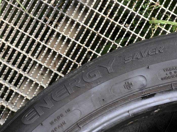set 4 anvelope 205/55 R16 91V sh vara Michelin 5-6mm cu garantie [5]