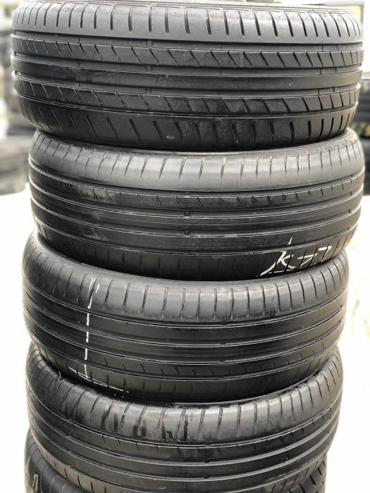 set 4 anvelope 205/55 R16 91V sh vara Dunlop 6.5mm cu garantie [0]