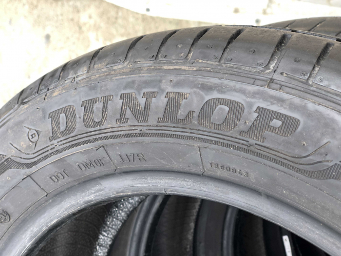 set 4 anvelope 205/55 R16 91V sh vara Dunlop 6.5mm cu garantie [3]