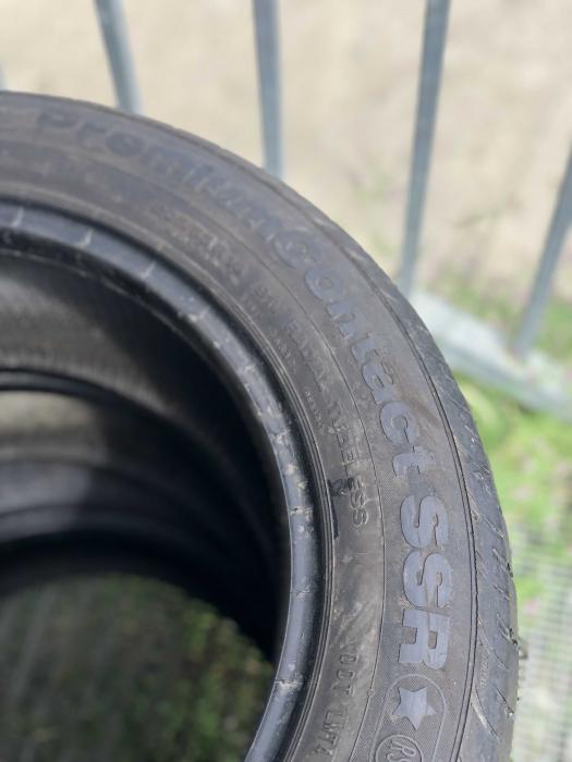 set 2 anvelope 205/55 R16 Runflat sh vara Continental 5mm cu garantie [3]