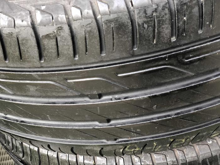 set 2 anvelope 205/55 R16 91V sh vara Bridgestone 6mm cu garantie [2]