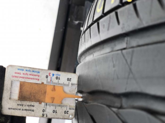 set 2 anvelope 205/55 R16 91W Runflat sh vara Bridgestone 6mm cu garantie [5]