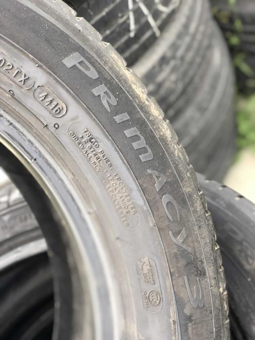 set 4 anvelope 205/60 R16 sh vara Michelin 4mm cu garantie [4]