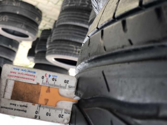 set 4 anvelope 205/60 R16 92V sh vara Bridgestone 6.5mm cu garantie [7]