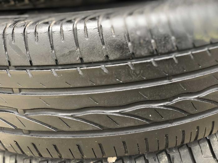 set 2 anvelope 205/60 R16 92H sh vara Bridgestone 4mm cu garantie [1]