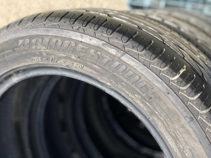 set 4 anvelope 195/55 R16 87V sh vara Bridgestone 4mm cu garantie [3]