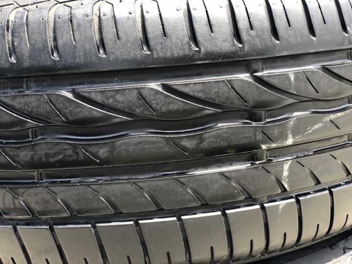 set 4 anvelope 195/55 R16 87H Runflat sh vara Bridgestone 5mm cu garantie [1]